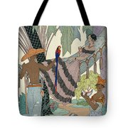 The Idle Beauty Tote Bag