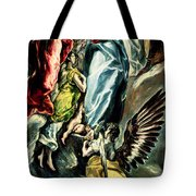 The Immaculate Conception Tote Bag