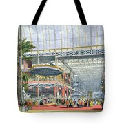The Inauguration, From Dickinsons Tote Bag