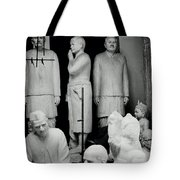 The Indian Icons Tote Bag