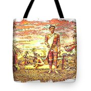 The Indian Tribe Tote Bag