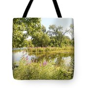 The Indiana Wetlands 2 Tote Bag