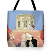 The Indolents Tote Bag