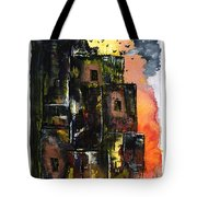 The Inferno Tote Bag