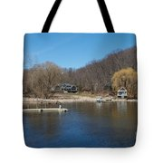 The  Inlet Tote Bag