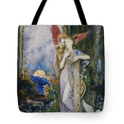 The Inspiration  Tote Bag by Gustave Moreau