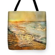 The Inspirational Sunrise Tote Bag