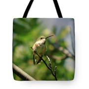 The Intimidating Watchman Tote Bag