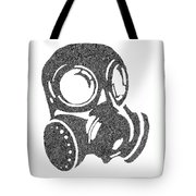The Intricacies Of A Gas Mask Tote Bag