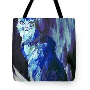 The Intuitive Silence Trembling With A Name Tote Bag