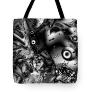 The Invaders Tote Bag