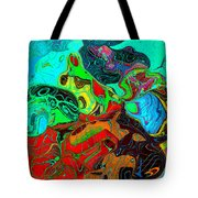 The Invention Of Color Tote Bag