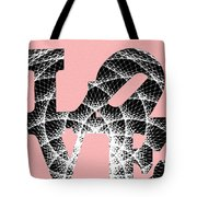 The Invisible Lines That Hold Love Together Tote Bag
