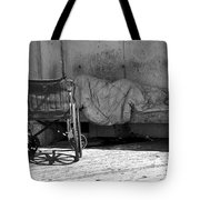The Invisible's Tote Bag