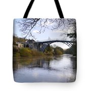 The Iron Bridge 2 Tote Bag