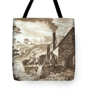 The Iron Forge Between Dolgelli Tote Bag