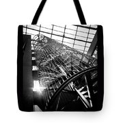 The Iron Hell Stairs Tote Bag