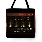 The Iron Horse Hotel Tote Bag