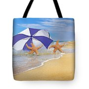 The Island To Ourselves  Tote Bag