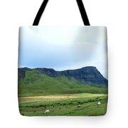 The Isle Of Skye In Scotland Tote Bag