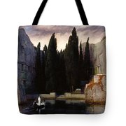 The Isle Of The Dead Tote Bag