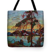 The Jack Pine After Tom Thomson Tote Bag