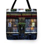 The Jack The Ripper Pub Tote Bag