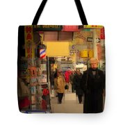The Jackpot Is Tote Bag