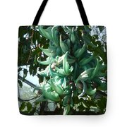 The Jade Vine Tote Bag