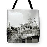 The Jagdish Temple Tote Bag