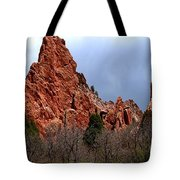 The Jagged Edges Tote Bag