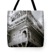 The Jaisalmer City Palace Tote Bag