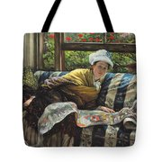The Japanese Scroll Tote Bag