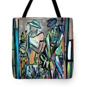 Blues Club Tote Bag