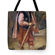 The Jester Named Don John Of Austria Tote Bag