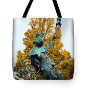 The Jester Touchstone Tote Bag