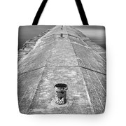 The Jetty Tote Bag by Adam Romanowicz