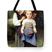 The Jewel Of The Fields Tote Bag