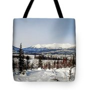 The John River Valley Tote Bag
