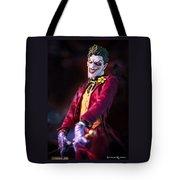 The Joker Dummy Tote Bag
