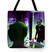The Joker In Me Tote Bag