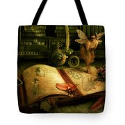 The Journal Tote Bag