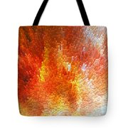 The Journey - Abstract Art By Sharon Cummings Tote Bag