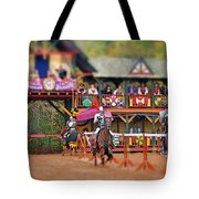 The Jousters Tote Bag
