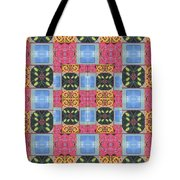 The Joy Of Design I X Arrangement An Opening Tote Bag