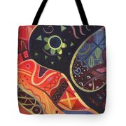 The Joy Of Design II Part Four Tote Bag