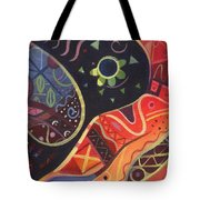 The Joy Of Design II Part Three Tote Bag