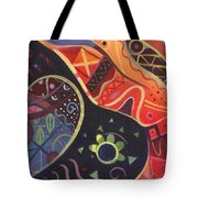 The Joy Of Design II Part Two Tote Bag