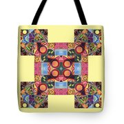 The Joy Of Design Series Arrangement - Seek And You Will Find Tote Bag