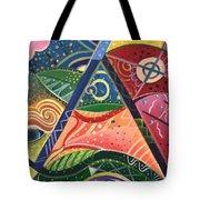 The Joy Of Design V Part 2 Tote Bag
